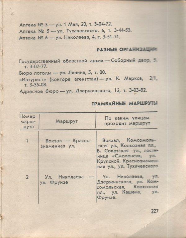 Смоленск. Путеводитель. 4-е