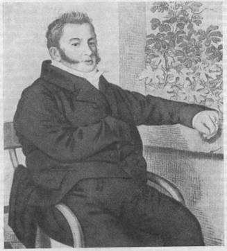 Павел Петрович Тугой-Свиньин (1787-1839)