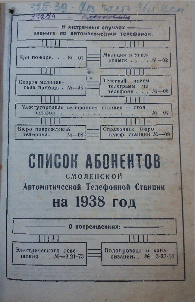 Доклад на тему телефонный справочник 3333